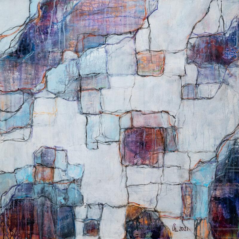 Bild på konstverk